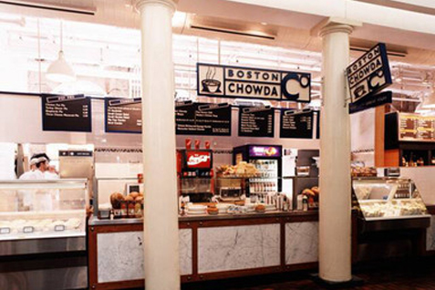 Boston Chowda Company in Fanuiel