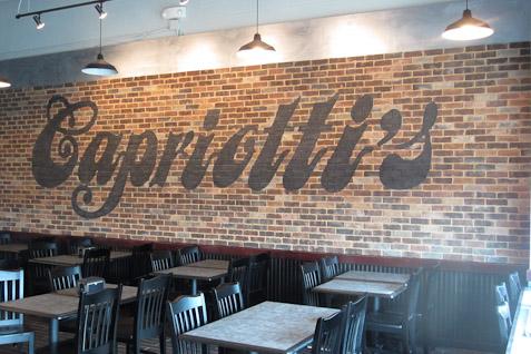 Capriottis in Foxboro